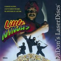 Little Ninjas Rare LaserDisc *CLEARANCE*