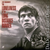 Loneliness of the Long Distance Runner Rare LaserDisc Drama