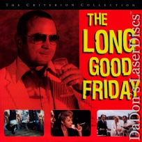 The Long Good Friday WS NEW Criterion LaserDisc #331 Drama
