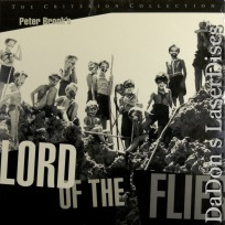 Lord of the Flies Rare NEW Criterion #185 LaserDisc
