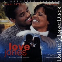 Love Jones AC-3 WS Rare LaserDisc NEW LD Long Tate Romantic Drama