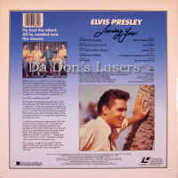 Loving You Rare LaserDisc Elvis Presley Musical
