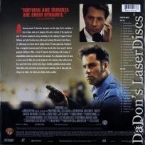 Mad City LaserDisc AC-3 WS Rare LD Hoffman Travolta Political Drama