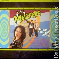 Mallrats DSS WS Rare NEW LaserDisc Doherty London Lee