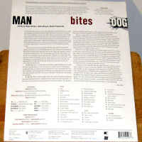 Man Bites Dog Rare Criterion LaserDisc #215 Belvaux Drama Foreign