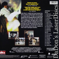 Mr. Nice Guy DTS WS LaserDisc Rare LD Jackie Chan Action