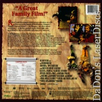 Muppet Treasure Island AC-3 WS Rare NEW LaserDisc