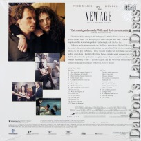 The New Age Rare LaserDisc NEW WS Weller West Davis Drama