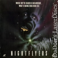 Nightflyers NEW Rare LaserDisc Sci Fi