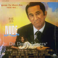 The Nude Bomb Get Smart LaserDisc Adams Hensley Spy