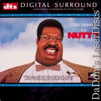 The Nutty Professor DTS WS LaserDisc Murphy Pinkett Comedy