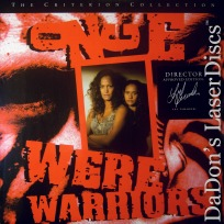Once Were Warriors DSS WS Criterion #282 LaserDisc Drama *CLEARANCE*