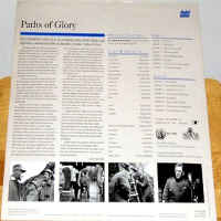 Paths of Glory Criterion #57 Rare LaserDisc Douglas Meeker Drama