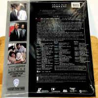 Presumed Innocent WS NEW Rare LaserDisc Harrison Ford Thriller