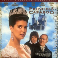 Princess Caraboo WS Rare NEW LaserDisc Phoebe Cates