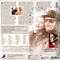 Prizzi\'s Honor DSS WS NEW LaserDisc Nicholson Comedy
