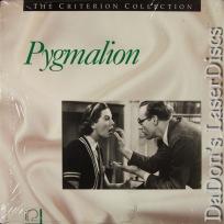 Pygmalion Criterion #33 Rare LaserDisc Hiller Howard Comedy