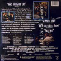 Quiz Show WS DSS NEW LaserDisc Turturro Morrow Fiennes Drama