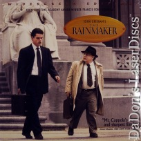 The Rainmaker AC-3 WS NEW LaserDisc Rourke DeVito Damon Courtroom Drama