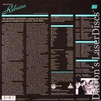 Rebecca Criterion #98A Rare NEW Vintage LaserDisc Hitchcock