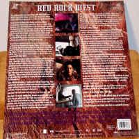 Red Rock West LaserDisc 1993 Nicolas Cage Dennis Hopper Thriller *CLEARANCE*