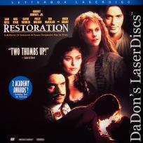 Restoration DSS WS Rare LaserDisc LD Downey Neil Ryan Drama