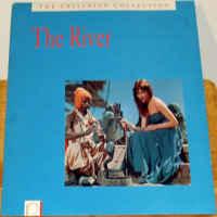 The River 1951 Criterion #70 Rare LaserDisc Renoir Drama