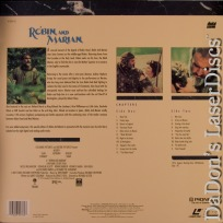 Robin and Marian PSE LaserDisc Pioneer Special Edition