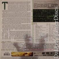 Robocop DSS Widescreen THX Criterion #311 UNCUT Rare LD LaserDisc Sci-Fi