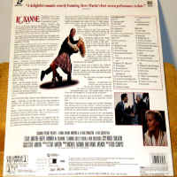 Roxanne Widescreen Rare LaserDisc Martin Hannah Comedy