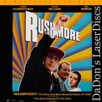 Rushmore AC-3 WS LaserDisc Rare NEW LD Murray Comedy