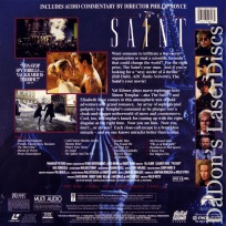 The Saint AC-3 THX WS Rare LaserDisc Kilmer Shue Action