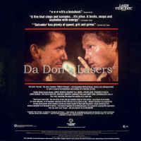Salvador 1986 Rare LaserDisc Oliver Stone Woods Belushi
