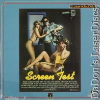 Screen test movie