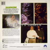 Shadowzone Full Moon Rare LaserDisc Cult Horror *CLEARANCE*
