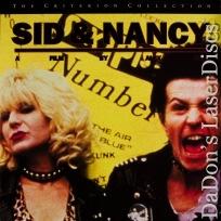 Sid and Nancy DSS WS Criterion #241 NEW Mega-Rare LaserDiscs Oldman