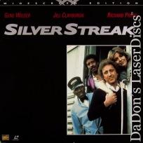 Silver Streak WS LaserDisc Wilder Pryor Clayburgh