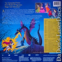 Sleeping Beauty AC-3 THX WS Rare LaserDisc Disney Animation
