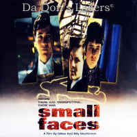 Small Faces NEW LaserDisc Higgins Robertson Gangster Drama