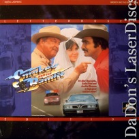 Smokey and the Bandit WS NEW LaserDisc Reynolds Field