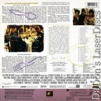Soul Food AC-3 WS Rare NEW LaserDisc Williams Fox Long Drama