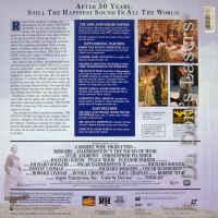 The Sound Of Music THX WS NEW LaserDisc Box Andrews Musical