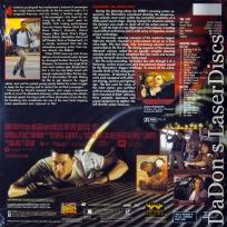 Speed AC-3 THX WS Rare LaserDisc NEW LD Bullock Reeves Action