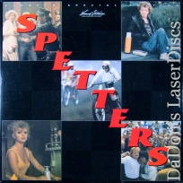 Spetters WS PSE Pioneer Special Edition Rare UNCUT LaserDisc