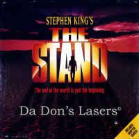 The Stand Box LaserDisc Ringwald Sinise King Horror