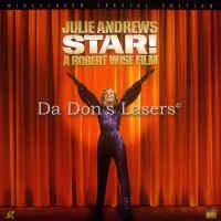 Star! WS Rare Uncut LaserDisc Andrews Crenna Massey Comedy