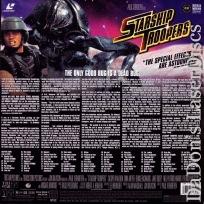Starship Troopers AC-3 WS Rare LaserDisc Van Dien Meyer Sci-Fi