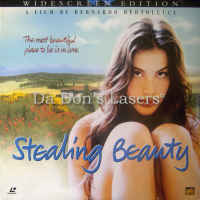 Stealing Beauty DSS WS NEW Rare LaserDisc Tyler Cusack Romantic Drama