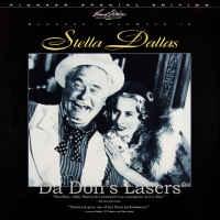 Stella Dallas PSE NEW Rare LaserDisc Pioneer Special Ed Romantic Drama