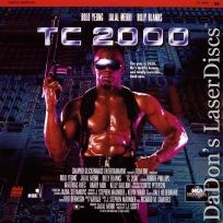 TC 2000 Mega-Rare LaserDisc Yeung Blanks Sci-Fi